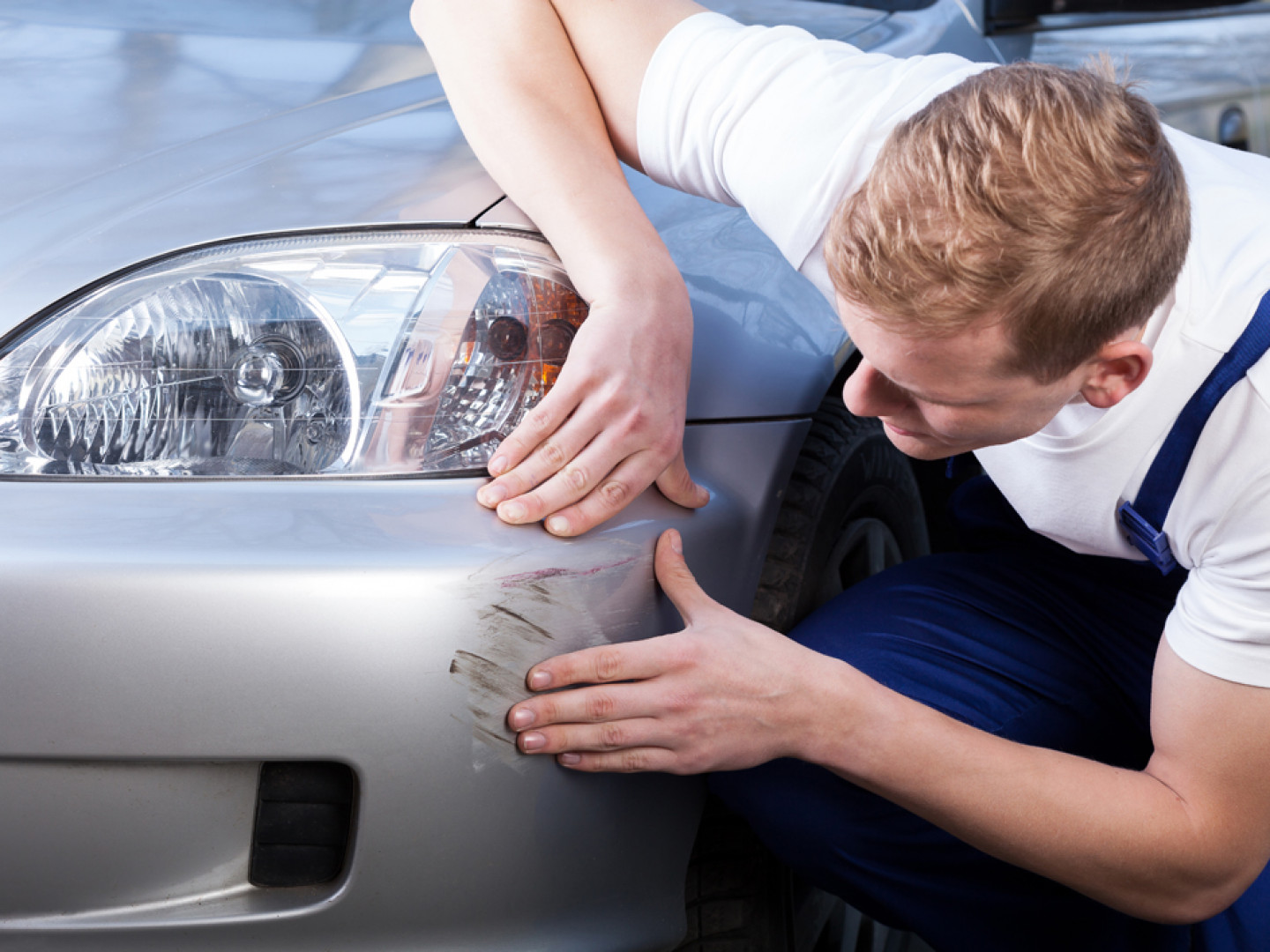 Get quality bumper repairs for your set of wheels